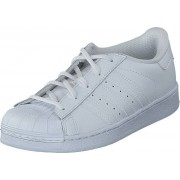 adidas Originals Superstar Foundation C Ftwr White/Ftwr White, Skor, Sneakers & Sportskor, Låga sneakers, Vit, Barn, 29