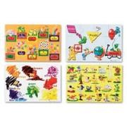 Puzzle De Podea Educational 4 Melissa And Doug
