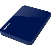 """Disco Externo TOSHIBA 2.5"""" 2TB CANVIO ADVANCE Azul"""