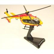 Helicoptere Eurocopter Ec 145 Securite Civile F Zbpq 1/90-De Agostini