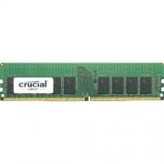 DDR4 16GB (1x16GB), DDR4 2400, CL17, DIMM 288-pin, ECC, Registered, Crucial CT16G4RFD824A, 36mj