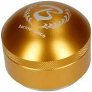 Barista Space justerbar tamper 58 mm. Guld