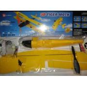 Kit polistiren Tiger Moth