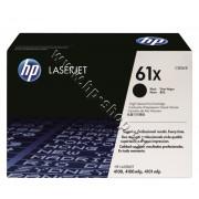 Тонер HP 61X за 4100 (10K), p/n C8061X - Оригинален HP консуматив - тонер касета
