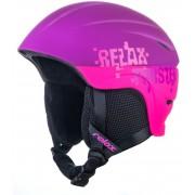 RELAX TWISTER Dětská lyžařská helma RH18R XS