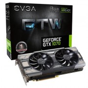 EVGA GeForce GTX 1070 FTW Gaming ACX 3.0 (8GB GDDR5/PCI Express 3.0/1607MHz