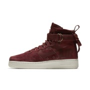 Chaussure Nike SF Air Force 1 Mid pour Homme - Rouge