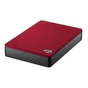 Seagate Backup Plus Portable 4TB disco duro externo 4000 GB Rojo