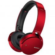 Sony MDR-XB650BT Auscultadores Bluetooth Vermelhos