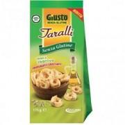 > Giusto S/g Taralli Finocc 175g