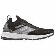 adidas - Women's Terrex Two Parley - Chaussures de trail taille 7, gris/noir