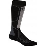 Icebreaker M's Ski+ Lite OTC Oil/Black/Silver (A74) S 39-41,5 2019 Skidstrumpor