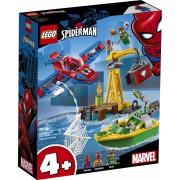 LEGO 4+ Spider-Man: Doc Ock Diamantroof - 76134