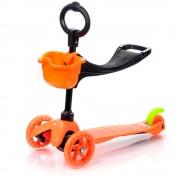 Three Wheel 2in1 roller - Orange
