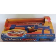 Pump Action Mini Marshmallow Shooter - Fires Faster - Shoots Farther