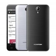 Smartphone Libre HOMTOM HT3 8GB 3G Celular Mejor Android 5.1 Quad Core-EU Plug.-Negro