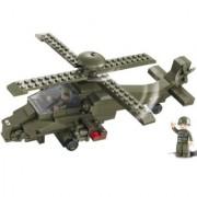 Sluban kocke Vojni helikopter 199 kom