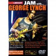 Roadrock International Lick Library: Jam With George Lynch DVD, CD