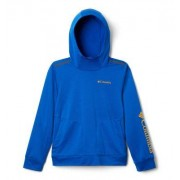 Columbia Sweat à Capuche Tech Trek - Junior Azul S