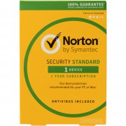 Symantec Norton Security Standard 1 PC / Device 1 Anno Licenza versione ESD