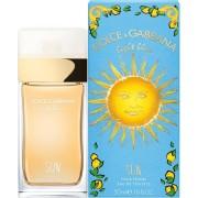 Dolce & Gabbana Light Blue Sun toaletní voda pro ženy 50 ml