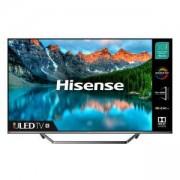 Телевизор Hisense U7QF, 50 инча 4K Ultra HD (3840x2160), ULED, Quantum Dot, 4K HDR 10+, Dolby Atmos, DVB-T2/C/S2, 50U7QF