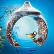 Bird-Feeding Bell