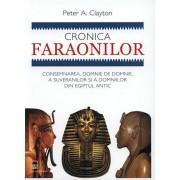 Cronica faraonilor/Peter A. Clayton