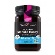 Miere de Manuka Kfactor 12 RAW 100% Naturala Wedderspoon 500g