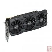 ASUS STRIX-GTX1080-A8G-GAMING, GeForce GTX 1080, 8GB/256bit GDDR5X, DVI/2xHDMI/2xDP, DirectCU III cooling