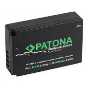 Patona LP-E12 Premium 850mAh 7.2V 6.1Wh baterija za Canon EOS M50, M100, 100D, EOS M, Rebel SL1 5388