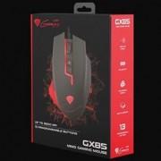 GENESIS MOUSE MMO GAMING GX85 RGB OTTICO 8200DPI 13 PUL.PROG 1200FPS CAVO