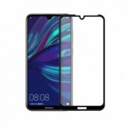 Folie protectie pentru Huawei Honor 8A din sticla securizata full size negru