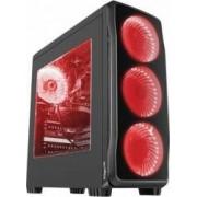 Carcasa Natec Genesis Titan 750 Red Fara sursa
