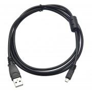 USB Cámara Batería Cargador Datos SYNC Cable Para Fujifilm Finepix XP60 XP65