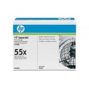 HP 55X CE255X - Zwart