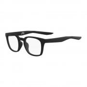 Nike Rame ochelari de vedere unisex NIKE 7114 002 MATTE BLACK