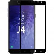 Folie protectie ZMEURINO VTEMP_SGJ418BK Sticla Securizata Full Body 2.5D Negru pentru SAMSUNG Galaxy J4 2018