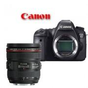 Canon eos 6d (wg) + 24-70mm f/4l is usm - man. ita - 4 anni di garanzia