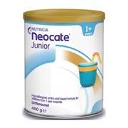 Neocate júnior fórmula de aminoácidos livres em pó 400g - Nutricia