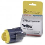 CARTUS TONER YELLOW 106R01204 1K ORIGINAL XEROX PHASER 6110