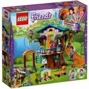 Конструктор Лего Френдс - Дървесната къща на Mia, LEGO Friends, 41335