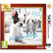 Nintendogs + Cats French Bulldog & New Friends Edition 3DS Game (s