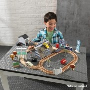 Set de joaca Disney® Pixar Cars 3 50 Piece Thomasville - Kidkraft