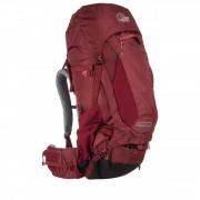 Lowe Alpine - Women's Manaslu ND 50 - Sac à dos trek & randonnée taille 50 l - Small: 43-53 cm, noir;bleu;rouge