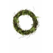 Coronita MOSS, fibre sintetie, 40 cm