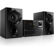 Microsistem muzical Philips BTM1360/12, Bluetooth, 30 W, Woofer de 3,5""