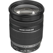 Canon EF-S 18-200mm f/3.5-5.6 IS allround objektiv zoom lens 18-200 3.5-5.6 2752B005BA 2752B005BA