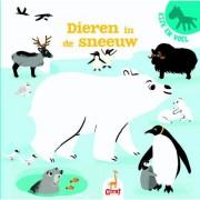 Kijk en voel: Dieren in de sneeuw