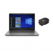Laptop Hp Stream 14 4GB RAM 64GB Celeron N4000 W10 + Mouse